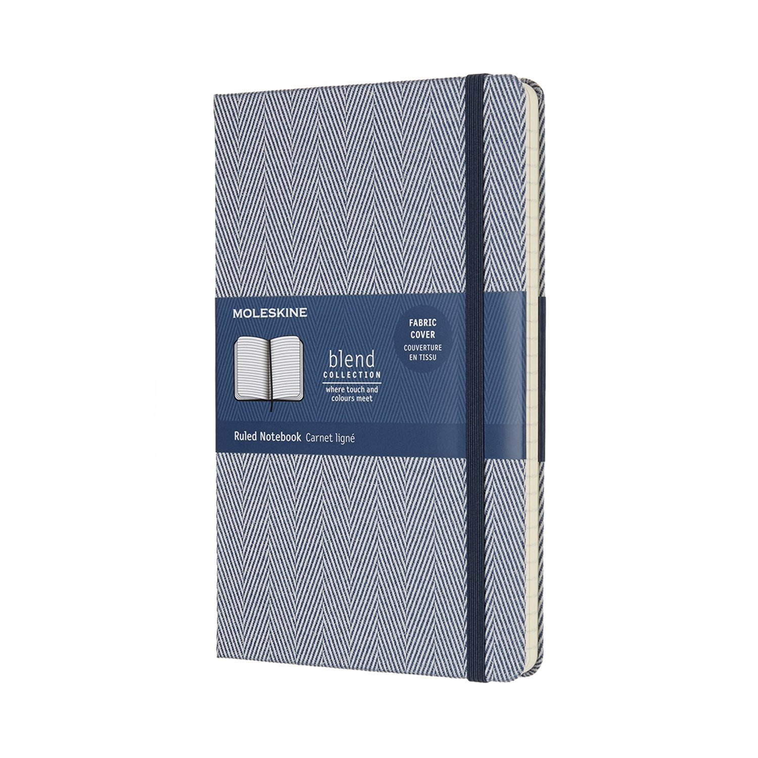 Moleskine Le Blend Collection Notebook Large Ruled 8055002855983 Accessory Cinéma Consumer Accessories