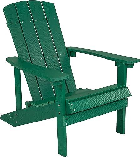 Flash Furniture Charlestown All-Weather Adirondack Chair