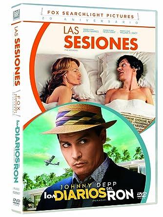 Las Sesiones/ Los Diarios Del Ron - Duo [DVD]: Amazon.es ...