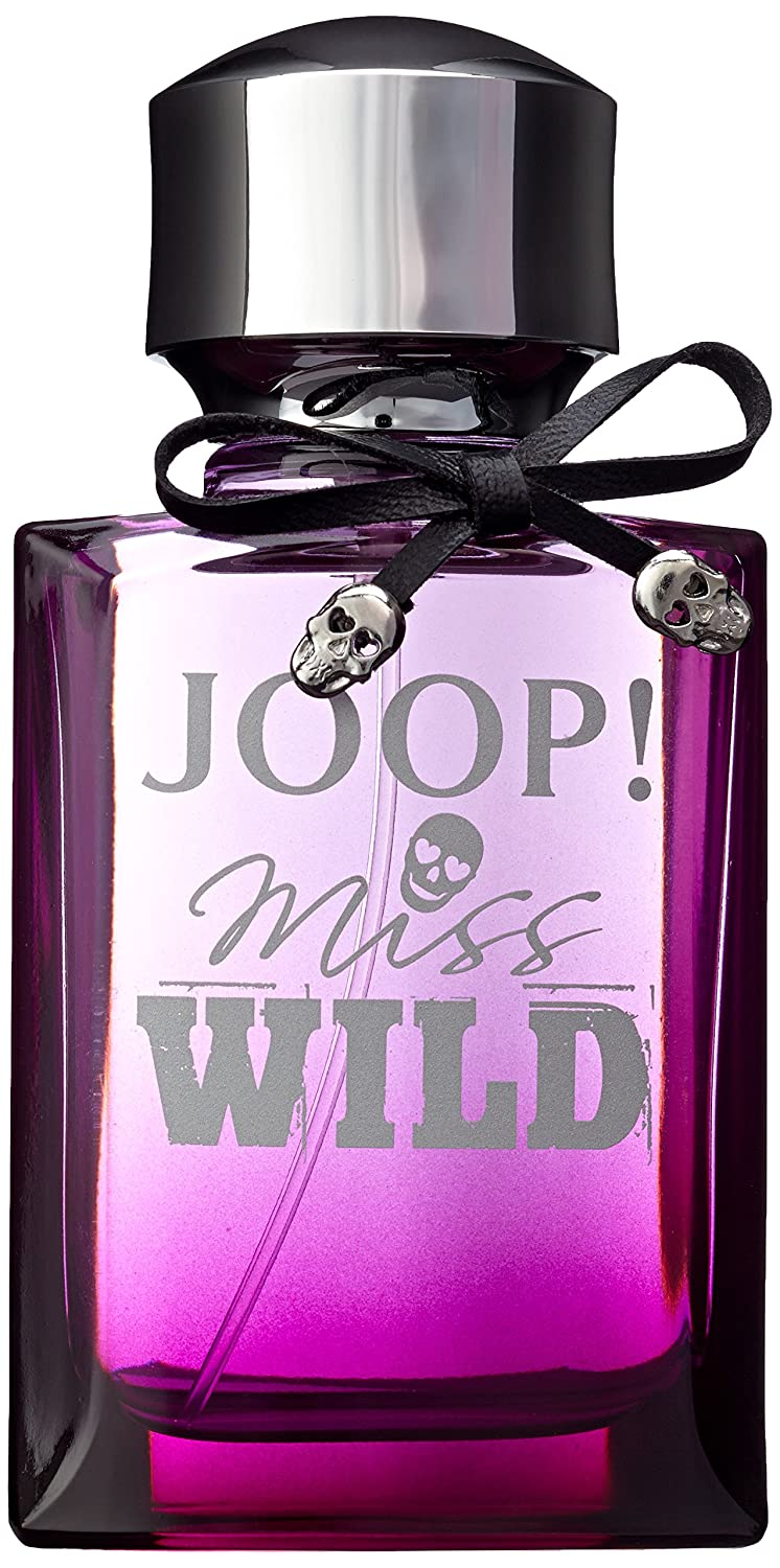 JOOP! Miss Wild femme/woman, Eau de Parfum Spray , 1er Pack (1 x 75 ml) Eau de Parfum Spray 13587 3O71907_-75 ml