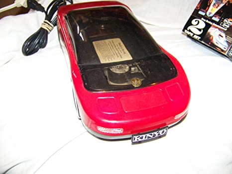 One Way Auto >> Kinyo Red Car Vhs Rewinder One Way Auto Stop Amazon Ca