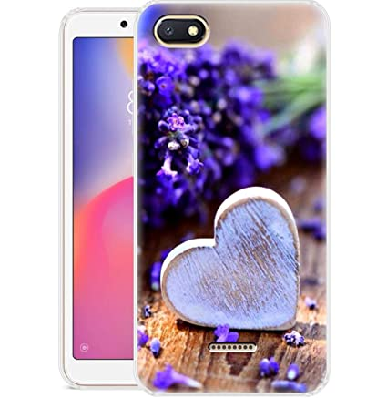 best service 2d5aa 36aab Fashionury Printed Soft Back Cover Case for Xiaomi Redmi 6A /Designer  Stylish Back Cover for Xiaomi Redmi 6A P091