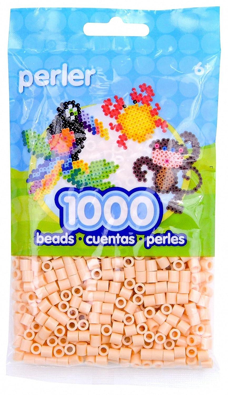 Perler PBB80-19-19098 Fun Fusion 1000/Package, Sand 80-19098