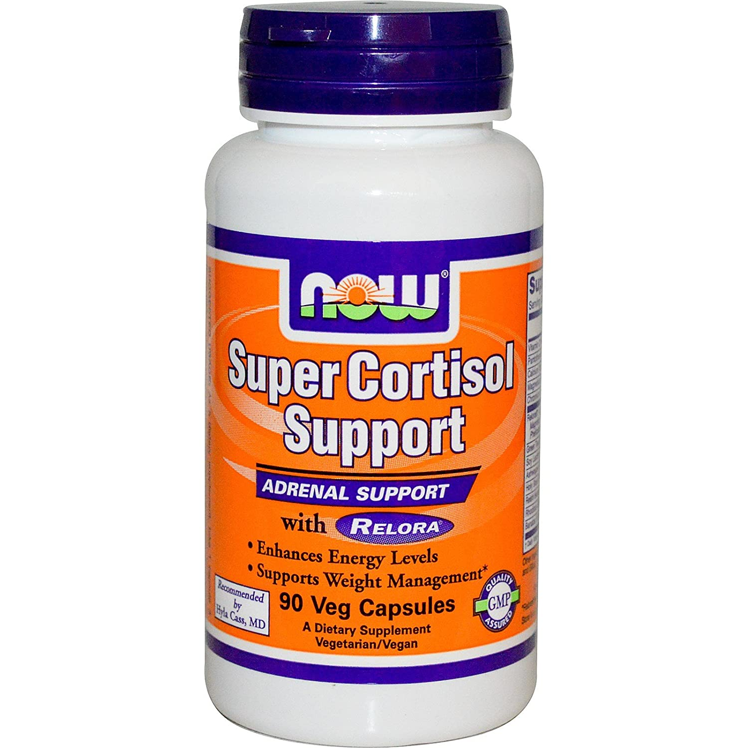 Generalized anxiety treatment bvgg - Amazon Com Now Foods Super Cortisol Support 90 Vcaps Pack Of 3 Health Personal Care