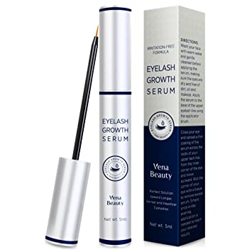 560c545c8d5 Image Unavailable. Image not available for. Color: Advanced Eyelash & Eyebrow  Growth Serum (5ml ) Conditioner Enhancer For Lush ...
