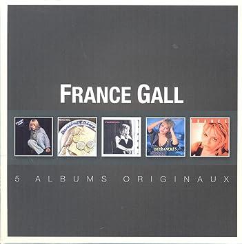 Coffret 5CD (France Gall & Dancing Disco & Paris, France & Débranche ! & France)