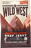Wild West Beef Jerky Original 25g (Pack of 12)