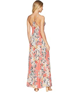 762c4d0f127 Free People Through The Vine Floral Print Maxi Dress XSmall at ...