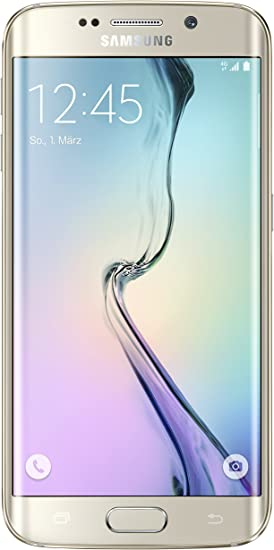 Samsung Galaxy S6 Edge Oro 32GB Smartphone Libre (Reacondicionado ...