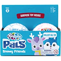 Educational Insights Playfoam Pals Snowy Friends Paquete de 2