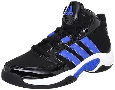 adidas - Zapatillas de Baloncesto de sintético para Hombre Negro ...