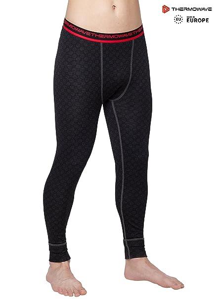 c8cb619c9def2c Thermowave - Merino Xtreme/Mens Merino Wool Thermal Pants/Black - Small