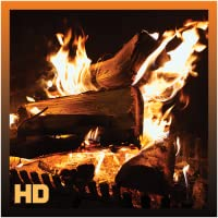 Cozy Fireplace HD