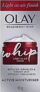 Olay Regenerist Whips Face Cream Moisturiser 10g