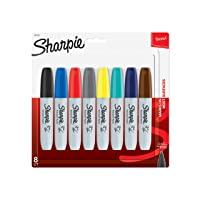 Deals on 8-Pack Sharpie Permanent Markers 1927322