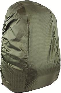 Highlander Waterproof Rucksack Backpack Bergan Dry Pack Bag Cover Orange 20-70L