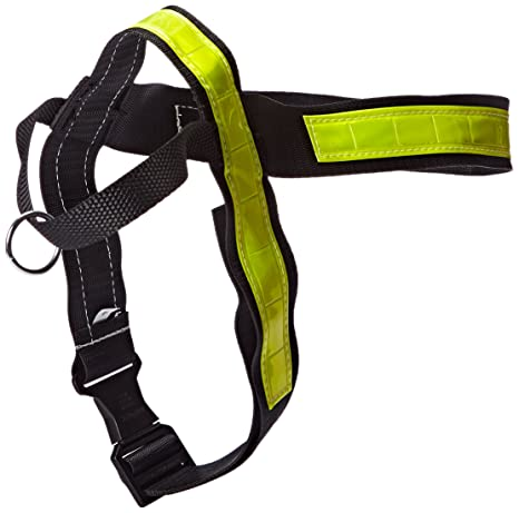 Amazon.com : Boett Reflective Track Harness for Dogs, 2-Inch, Size