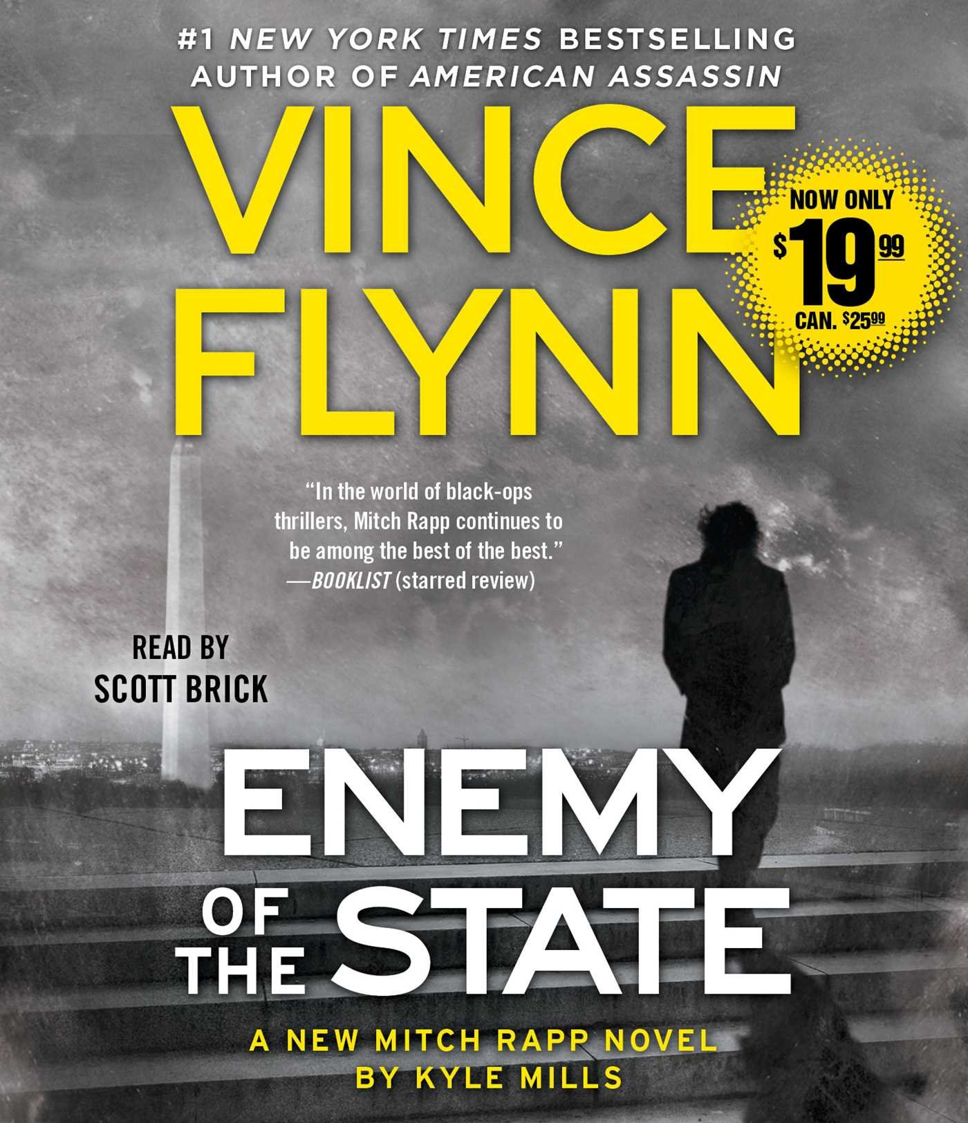 recipe: enemy of the state (a mitch rapp novel) [10]