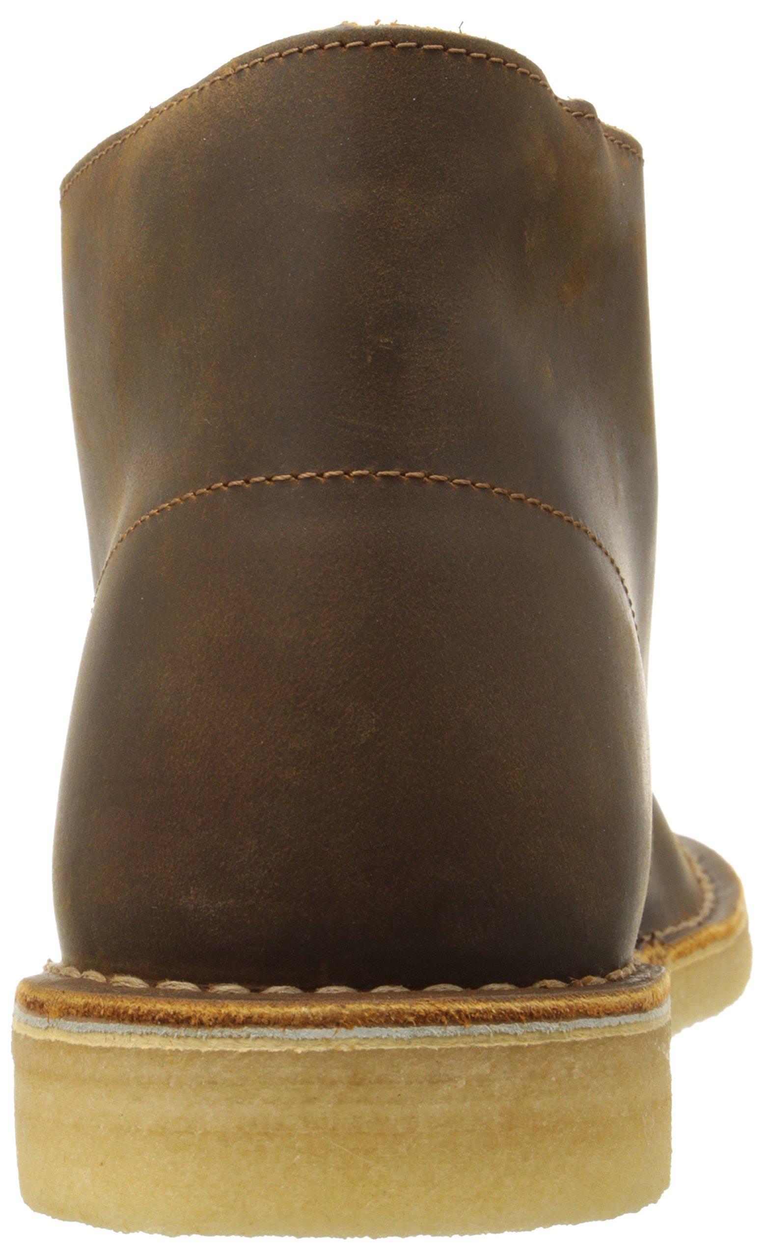 Clarks Originals Men's Desert Boot,Beeswax,9.5 M US by CLARKS (Image #2)