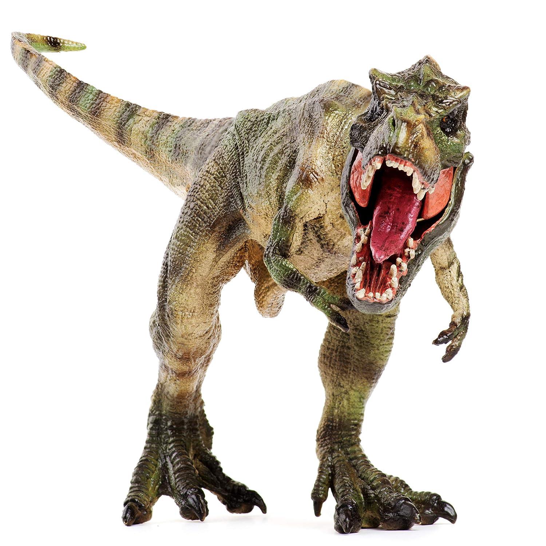 LIFELIKO Tyrannosaurus Rex Toy Action Figure – Realistic Design T-Rex Dinosaur Toy