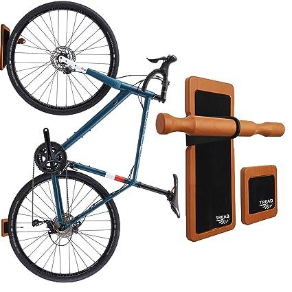 Bicycle Bike Wall Mount Hook Hanger Garage Storage Holder Rack Stand Accessory O