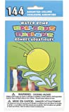 Round Water Balloons, Assorted 144ct