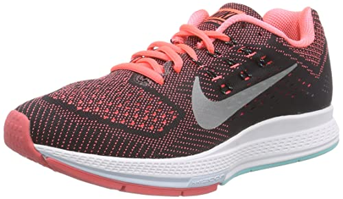 Nike Women's Zoom Structure 18 Running Shoes Red Size: 6 UK