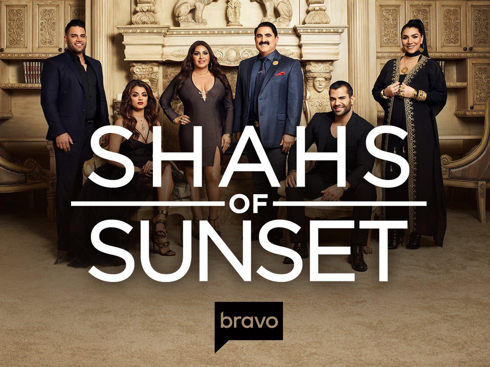 Shahs of sunset start hookup a jackson