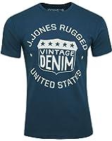 Jack & Jones Men's T-Shirt Selvedge