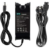 DTK Chargeur Adaptateur Secteur pour Dell : 19,5V 3,34A 65W Connecteurs: 7.4 * 5.0mm Alimentation pour Ordinateur Portable