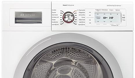 Bosch wty home professional wärmepumpentrockner a kg