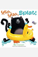 Splish, Splash, Splat! (Splat the Cat) Kindle Edition