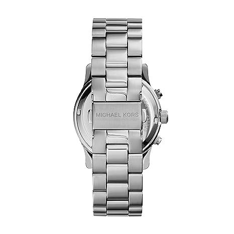 2381973b0edc Amazon.com  Michael Kors Women s Runway Silver-Tone Watch MK5076  Michael  Kors  Watches