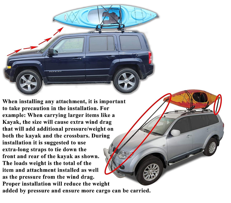 Amazon.com: Barras para techo para Jeep Grand Cherokee 2011 ...