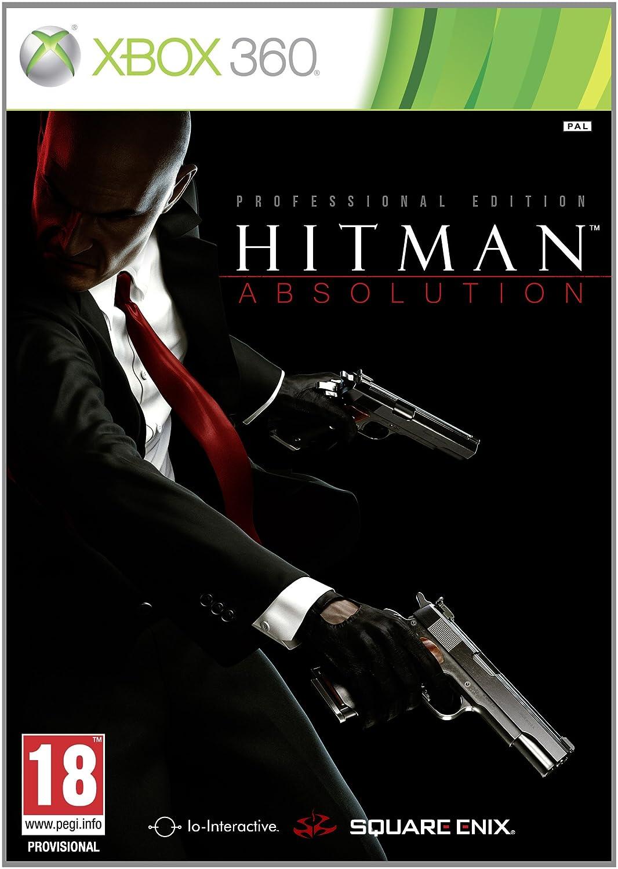 Amazon Com Hitman Absolution Professional Edition X360 Video Games