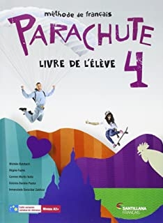 PARACHUTE 4 PACK CAHIER DEXERCICES - 9788490492154: Amazon.es: Aa ...
