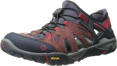 New Men`s Merrell All Out Blaze Sieve Water Shoes Sport Sandals J32835