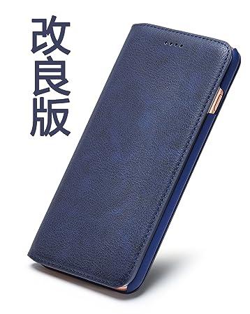 ef6f69b6e4 Tindon iPhone6s ケース iPhone6 ケース 手帳型 レザー 革 薄 アイフォン6s アイフォン6 ケース 手帳