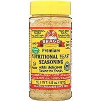 BRAGG Premium Nutritional Yeast Seasoning, 127g