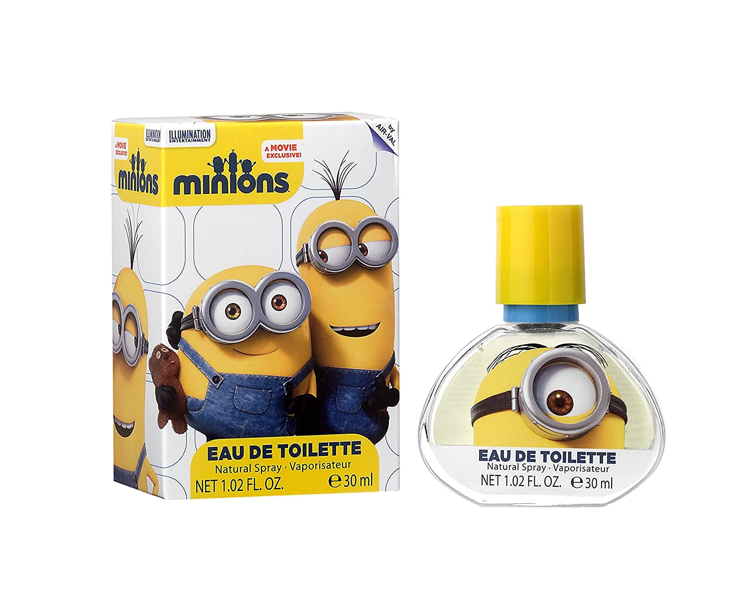 Minions for Kids Edt Spray, 1.02 Oz P6459