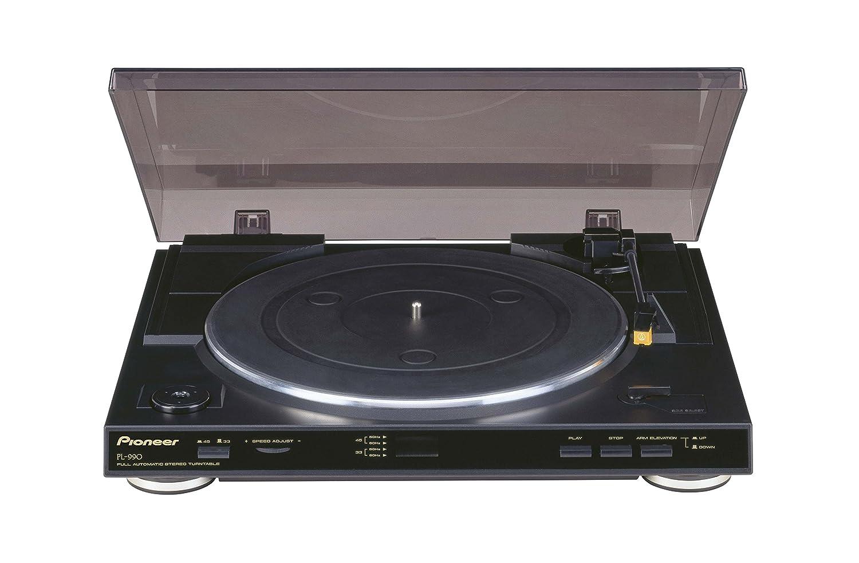 Incroyable Amazon.com: Pioneer PL 990 Automatic Stereo Turntable: Home Audio U0026 Theater