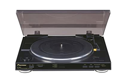 Pioneer PL 990 Automatic Stereo Turntable