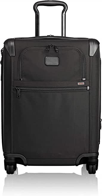 Tumi Unisex Alpha 2 - Continental Expandable 4 Wheeled Carry-On
