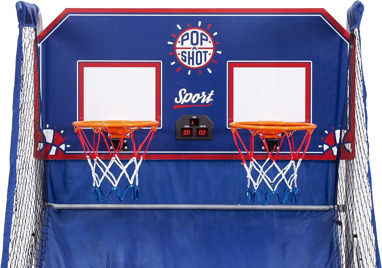 Pop-A-Shot Official Dual Shot Sport Arcade Basketball Game