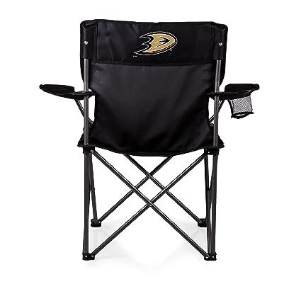 Swell Picnic Time Nhl Anaheim Ducks Ptz Portable Folding Camp Chair Alphanode Cool Chair Designs And Ideas Alphanodeonline