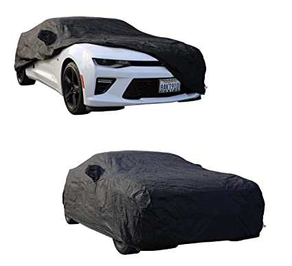 Gen 5 Camaro >> Protekz Custom Car Cover For Chevrolet Camaro Gen 5 6 2010 2011 2012 2013 2014 2015 2016 2017 2018 2019 Uv Resistant Breathable Fabric Dust