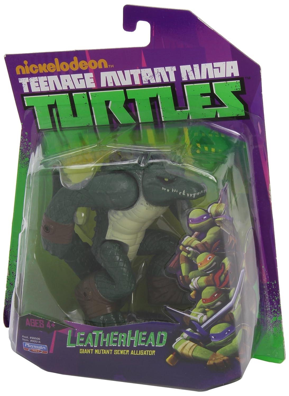 Tortugas Ninja - Leatherhead (Giochi Preziosi 93800): Amazon ...