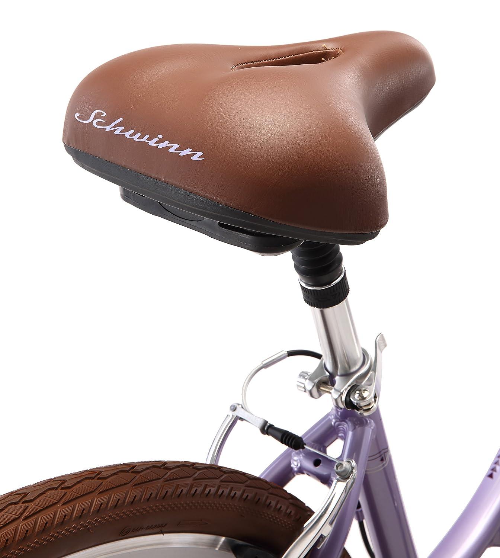 92b3fac9b65 Amazon.com   Schwinn Capitol Women s Hybrid Bicycle Lavender 700c Wheel