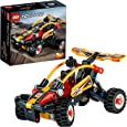 LEGO 42101 Technic Buggy to Racing Car 2in1 Building Set, Off Road & Race Vehicles Collection
