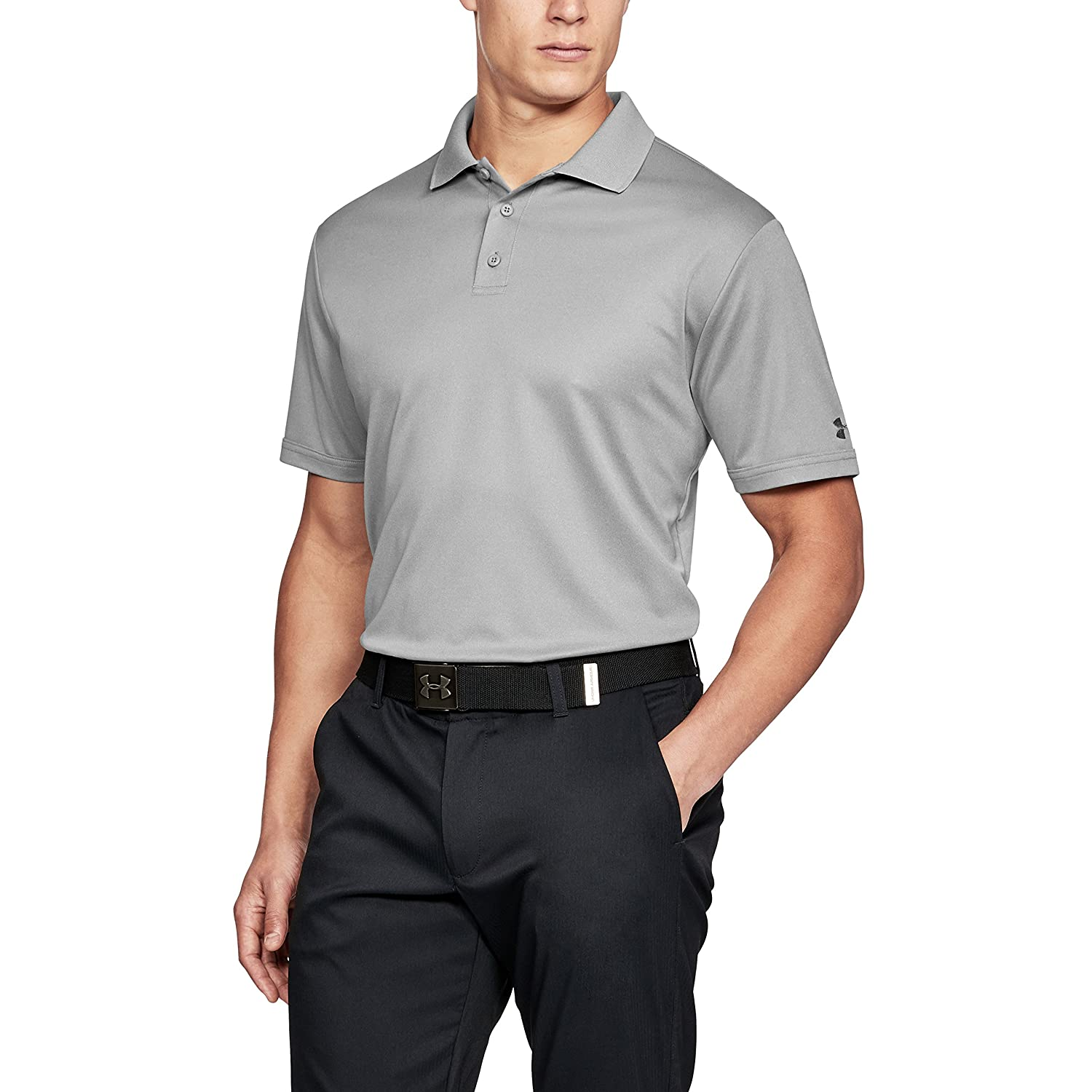 Under Armour Medal Play Performance Polo Manga Corta, Hombre ...